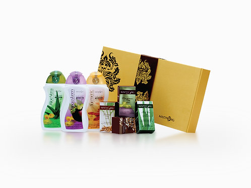 Maithong Prestige spa set