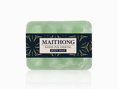 Maithong Massage  Soap (Green Tea )