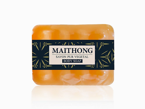 Maithong Massage Soap (Orange)