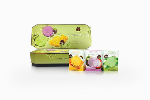 Maithong Crystal Soap Gift Set