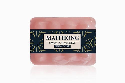 Maithong Massage  Soap (Pomegranate )