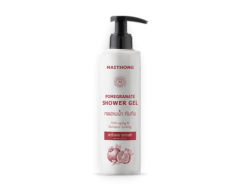 Maithong Shower Gel (Pomegranate)