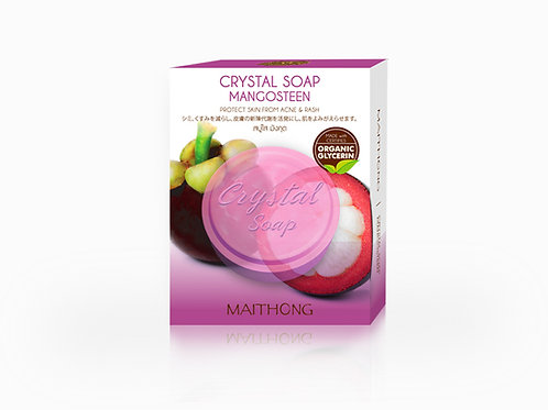Maithong Crystal Soap (Mangosteen)