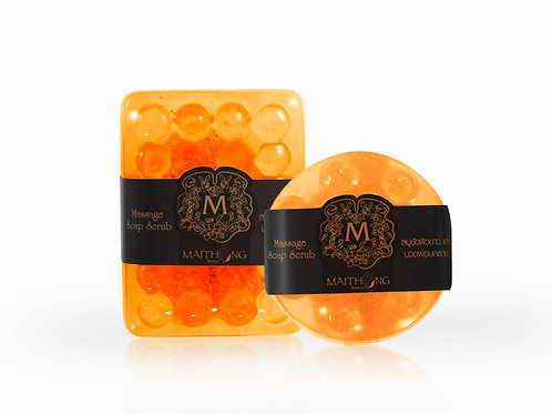 Maithong Massage Soap Scrub