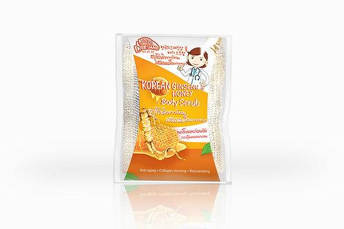 Deejang Korean Ginseng & Honey Body Scrub
