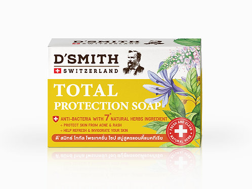 D'Smith Total ProTection Soap