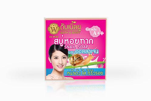 W. Snail & Collagen Soap