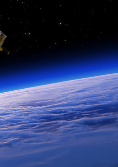 HYDROSAT   Fighting Climate Change From Space