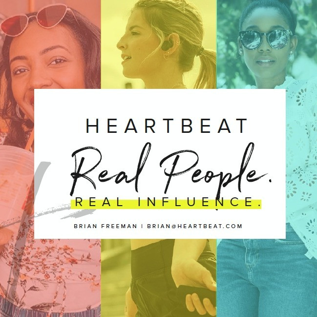 INFLUENCE-AS-A-SERVICE | Heartbeat