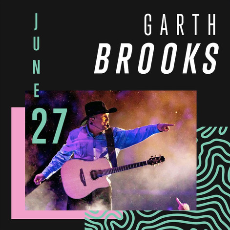 """FIRST-EVER NORTH AMERICAN DRIVE-IN THEATER MUSIC EXPERIENCE   """"Garth Brooks, A Drive-In Concert Experience"""" Producer"""
