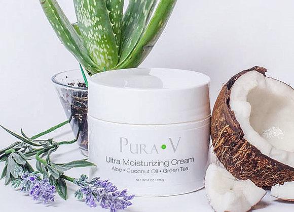 Ultra Moisturizing Cream with Aloe  8oz