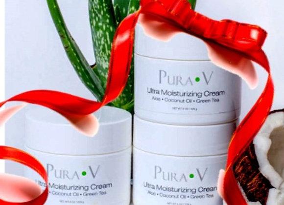 3 Ultra Moisturizing Creams + 3 FREE Travel Size & FREE Shipping!