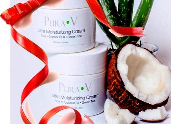 2 Ultra Moisturizing Creams + 1 FREE Travel Size & FREE Shipping!