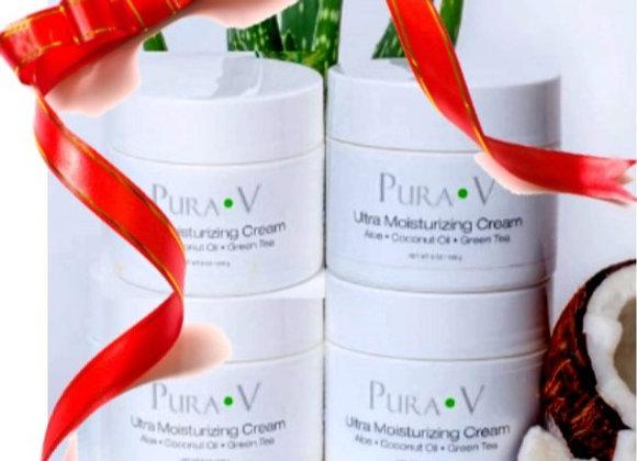 4 Ultra Moisturizing Creams  + 2 FREE Travel size & FREE Shipping!!
