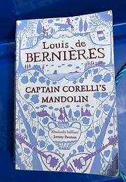 CAPTATIN CORELLI'S MANDOLIN