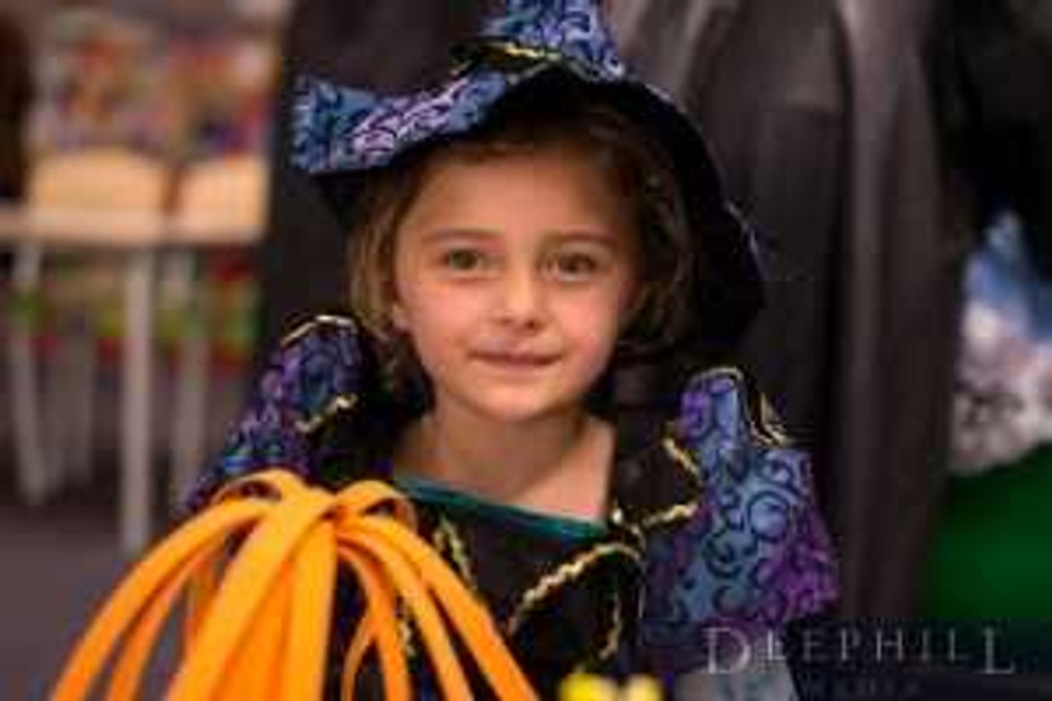 Lithgow Halloween is a family-friendly community event. Photo: Ben Pearse