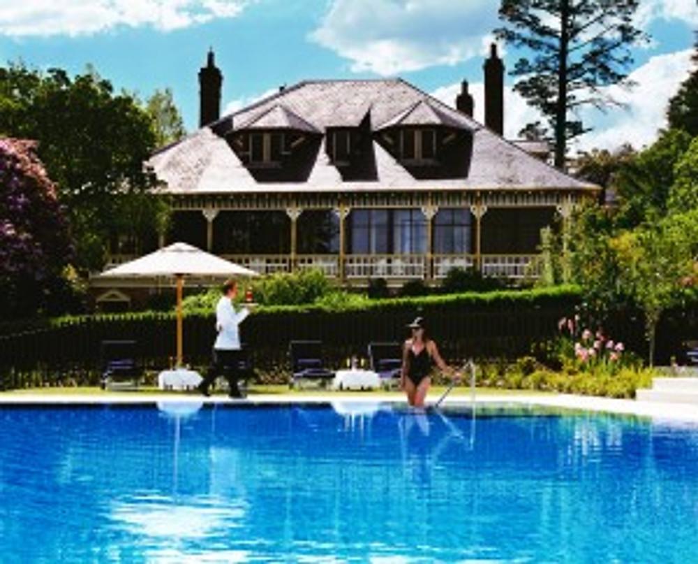 Lilianfels Resort & Spa, Katoomba