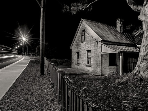 Blue Mountains: Photographic exhibition lays bare historic soul