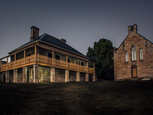 Lithgow, NSW: Immersive colonial experience at Hartley