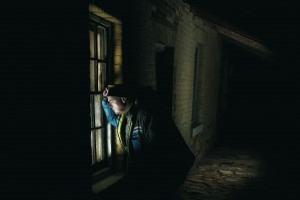 Hartley Historic Site is a favourite haunt for Paranormal Pete