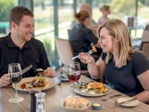 Lithgow, NSW: Historic club sets table for changing food scene