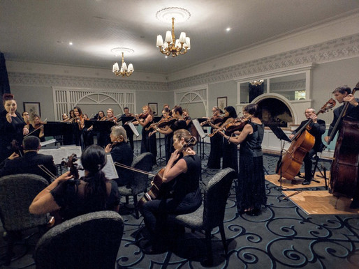 Blue Mountains: Met Orchestra returns romance to Hydro Majestic