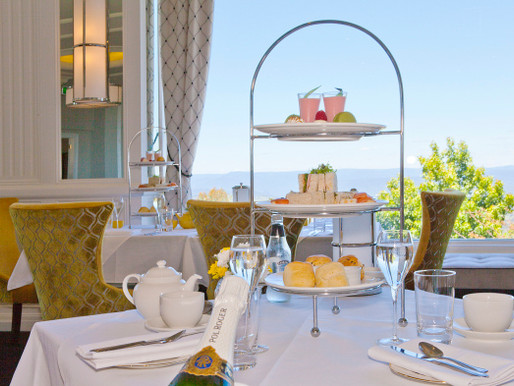 Blue Mountains: Majestic setting for Mystic High Tea