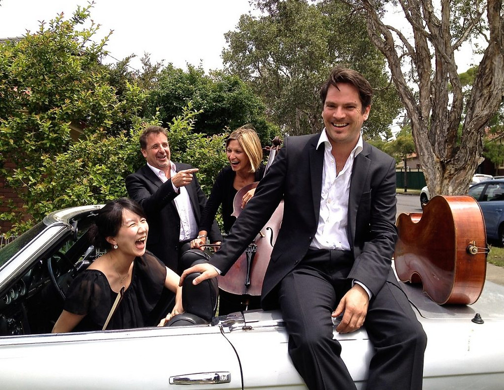 Sydney Cello Collective will play the Hydro Majestic Hotel