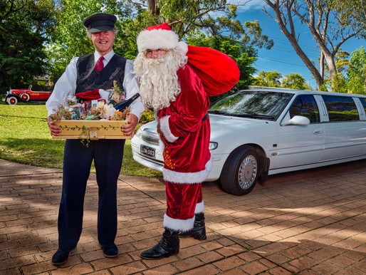 Christmas 2020 in the blue mountains