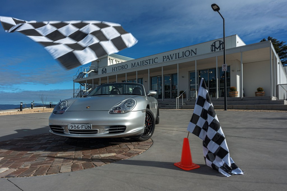 Porsche will be represented at the Hydro Majestic Car Rally