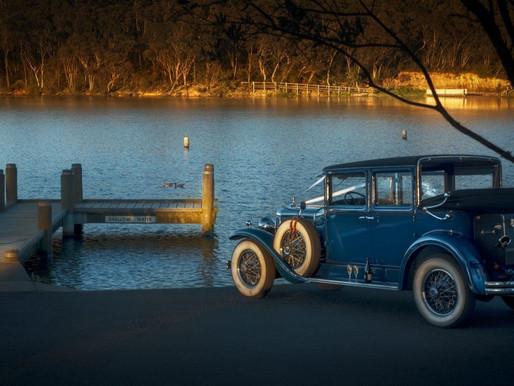 Majestic journey revives Hydro's vintage past