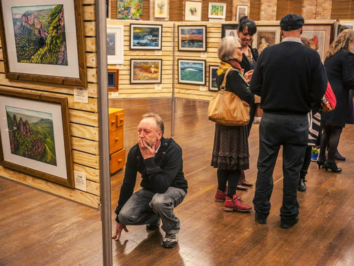 Blue Mountains: milestone year for region's oldest art show
