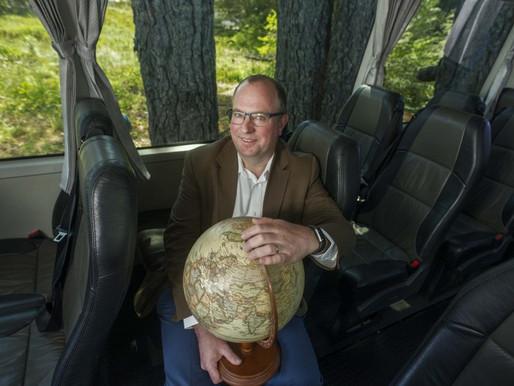 Christian fellowship tours a world vision