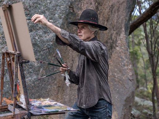 Blue Mountains artist Warwick Fuller: In search of light