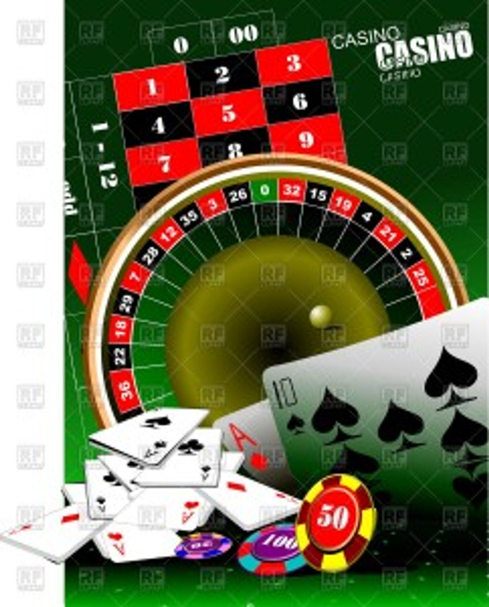 roulette-table-and-casino-elements-Download-Royalty-free-Vector-File-EPS-124667