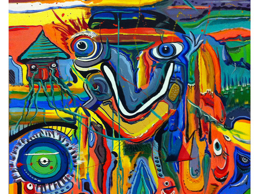 Just as good after 39 years: Original Blue Mountains art show impresses again