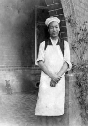Many Chinese workers such as Louie Goh Mong, nicknamed `Charlie', worked at the Hydro Majestic Hotel during the Mark Foy era.