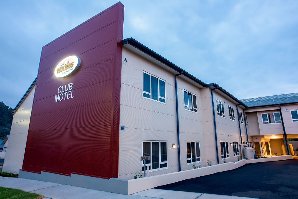 Rest up at the new Lithgow Workies Club Motel