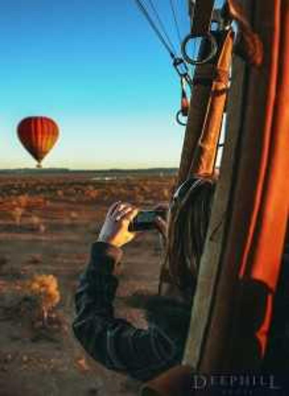 G-free aerial adventure.