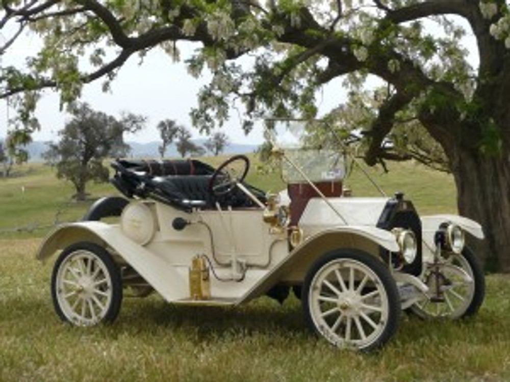 Veteran cars such as this 1912 Buick will be a feature