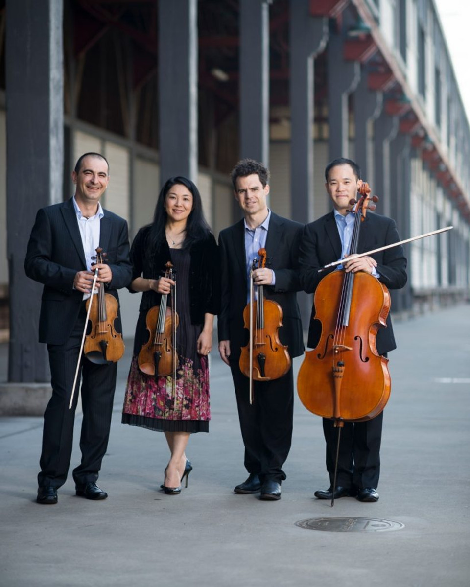 Caro String Quartet will help revive tradition at the Hydro Majestic Hotel