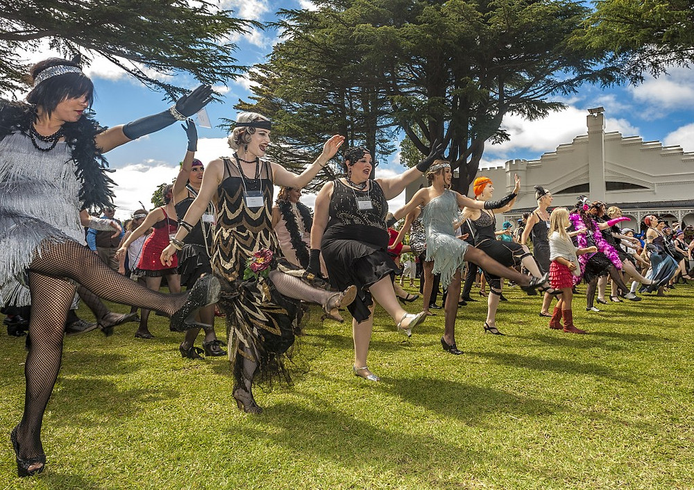 Dance your way into history at the Hydro Charleston Challenge