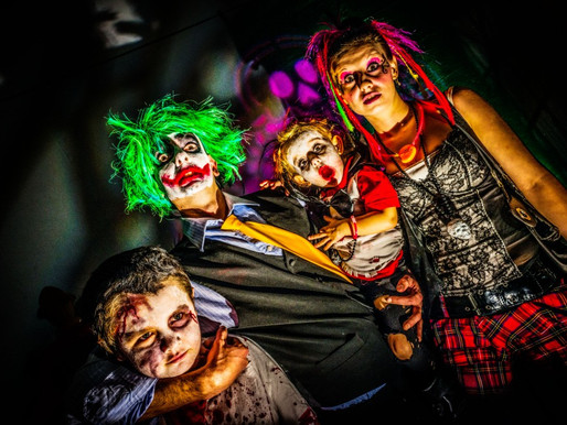 Lithgow NSW vamps it up for Halloween 2015