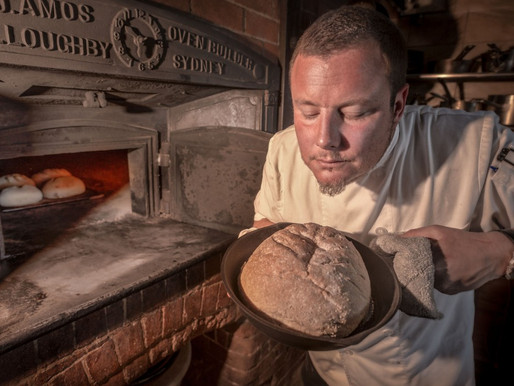 Blue Mountains: Historic oven chef's secret ingredient