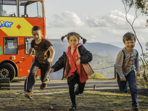 Blue Mountains Explorer Bus: Locals Ride Free