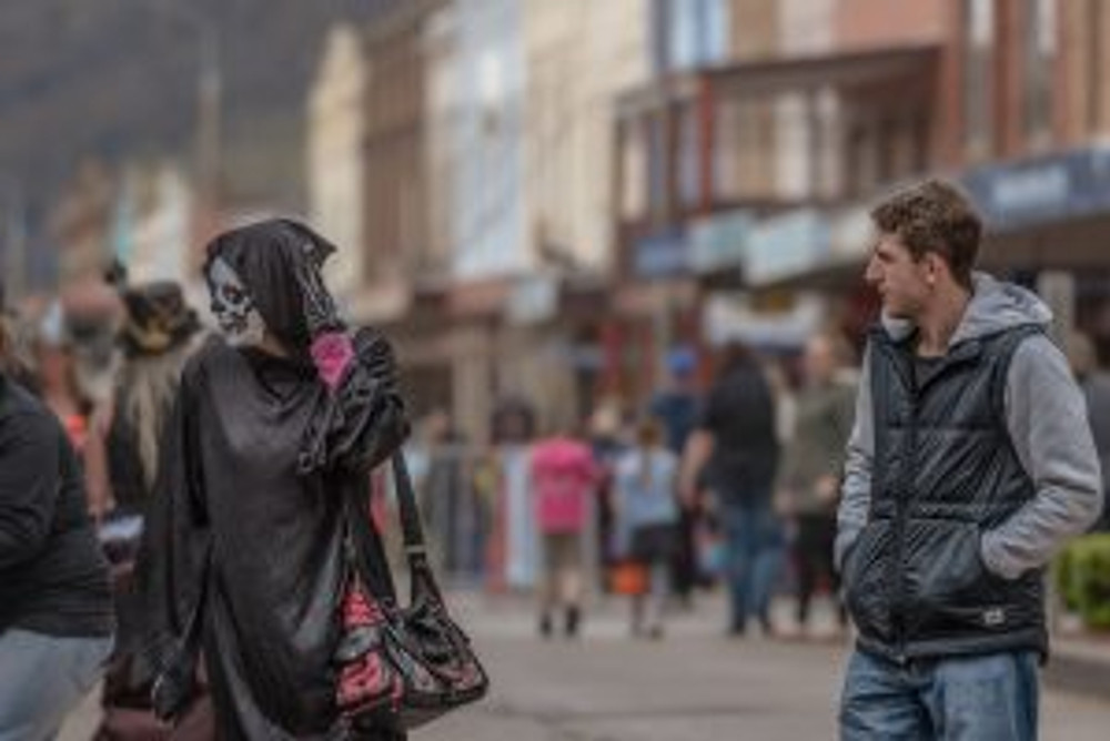 Lithgow Halloween is a family-friendly event. Photo: David Hill