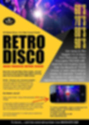 New Retro Disco Service NOW available