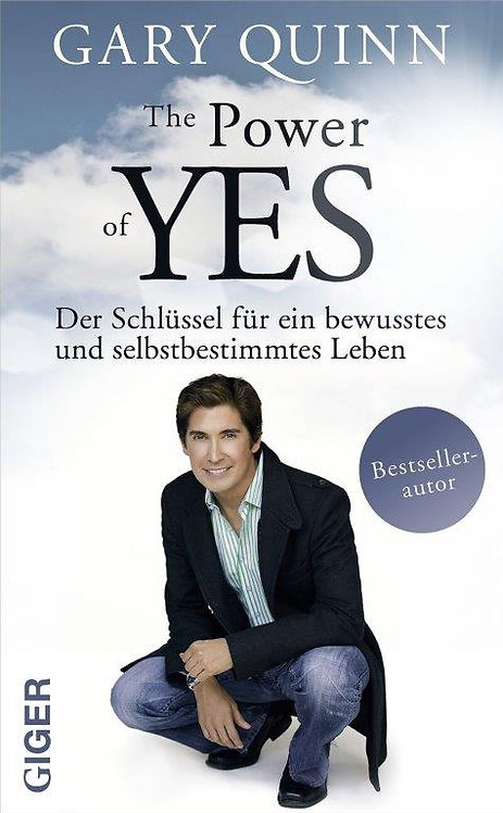 Ebook - The power of YES - Gary Quinn