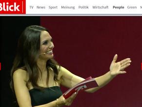 BLICK - Anna Maier feiert TV-Comeback bei der Musikshow «Masked Singer Switzerland»