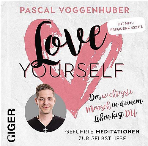 Love yourself CD - Pascal Voggenhuber